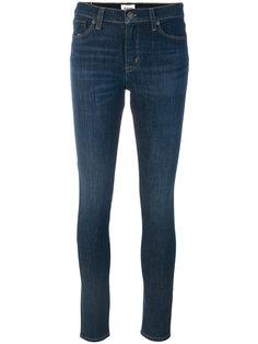 классические джинсы скинни  Hudson