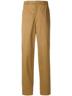 широкие брюки Raf Simons