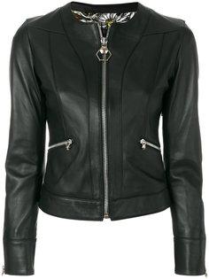 приталенная куртка Philipp Plein