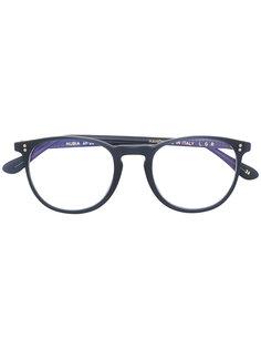 очки в овальной оправе L.G.R