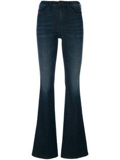 слегка расклешенные джинсы Diesel