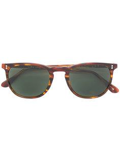 солнцезащитные очки в черепаховой оправе L.G.R