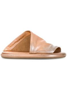 сандалии на платформе Marsèll