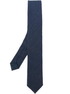 жаккардовый галстук  Delloglio