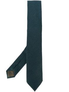 галстук с узором Delloglio
