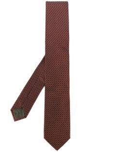 галстук с жаккардовым узором Delloglio