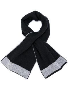 кашемировый шарф Delloglio