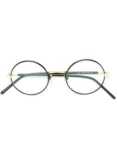 очки в круглой оправе Lunor