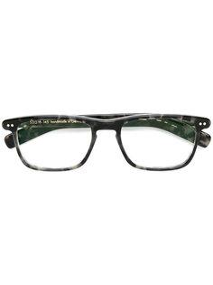 очки в квадратной оправе Lunor