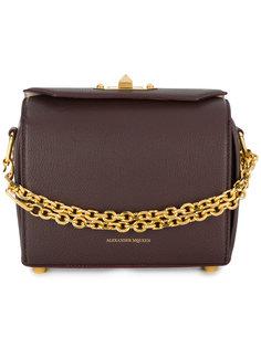 квадратная сумка на плечо Alexander McQueen