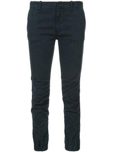 джинсы с присборенными манжетами Nili Lotan