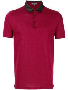 полосатая рубашка-поло Lanvin