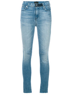 джинсы скинни средней посадки Rta