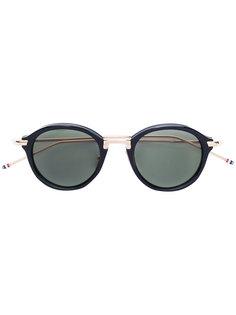 круглые солнцезащитные очки Thom Browne