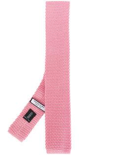 галстук с квадратным кончиком Fashion Clinic Timeless