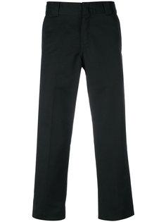 укороченные классические брюки Carhartt