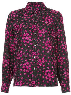 рубашка с принтом листьев клевера Vanessa Seward