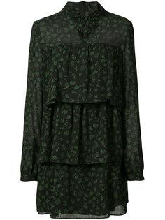 платье с оборками Vanessa Seward