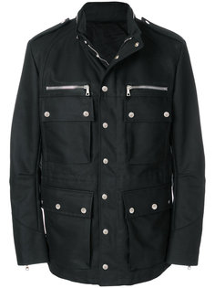 куртка с накладными карманами Balmain