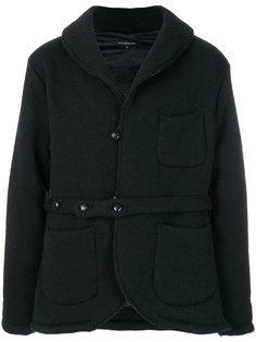куртка Shawl с поясом Engineered Garments