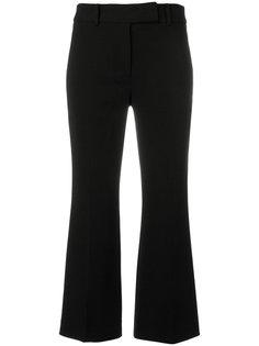 укороченные расклешенные брюки Michael Michael Kors
