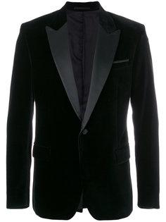 бархатный пиджак  Versace Collection