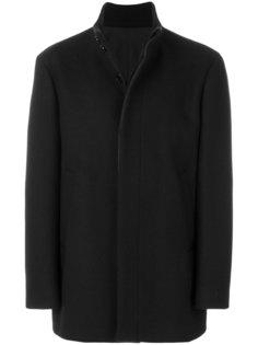 пальто прямого кроя Versace Collection