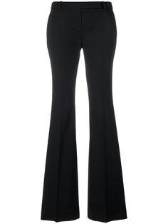 расклешенные брюки Alexander McQueen