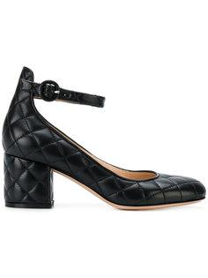 стеганые туфли-лодочки Greta Gianvito Rossi