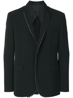 пиджак кроя слим Versace Collection