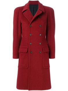 двубортное пальто  Jean Paul Gaultier Vintage