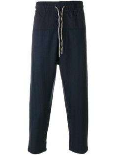 брюки с узором-елочкой Vivienne Westwood Anglomania