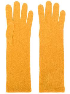трикотажные перчатки Daniela Gregis