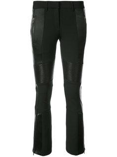 брюки с ребристой отделкой Barbara Bui