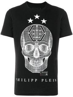 футболка Say Something Philipp Plein