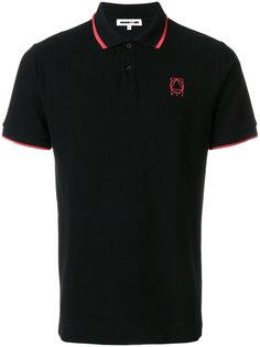 классическая рубашка-поло McQ Alexander McQueen
