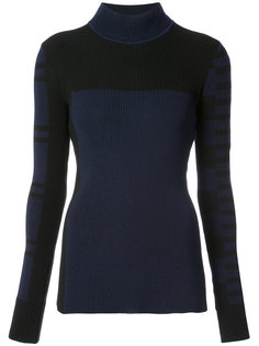 свитер в рубчик Barbara Bui