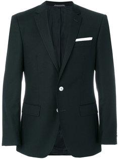 пиджак с контрастной деталью Boss Hugo Boss