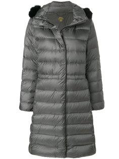 пальто-пуховик с капюшоном Polo Ralph Lauren