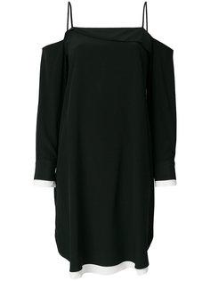 платье  с открытыми плечами Rag & Bone