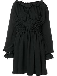 креповое платье мини Mm6 Maison Margiela