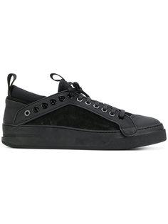 кроссовки на шнуровке Bruno Bordese