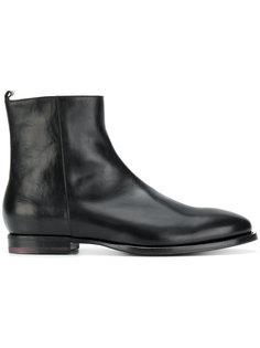 ботинки с миндалевидным носком Buttero