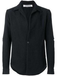 куртка рубашечного типа на одну пуговицу Individual Sentiments