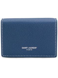 складной кошелек Saint Laurent