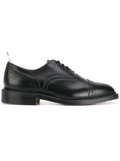 туфли на шнуровке Thom Browne