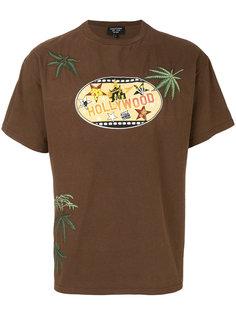 футболка с принтом Hollywood Creatures Of The Wind