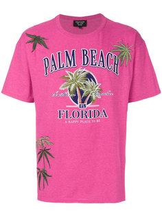 футболка с принтом Palm Beach Creatures Of The Wind