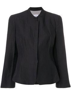 куртка с воротником под горло Armani Collezioni
