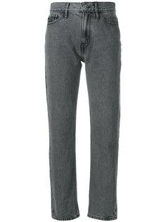 укороченные прямые брюки Ck Jeans